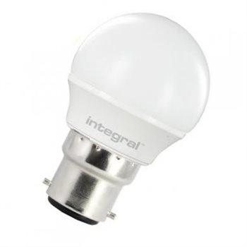 Integral LED Classic P 25 Non Dim 3.5W/27K BC Opal 19-93-79