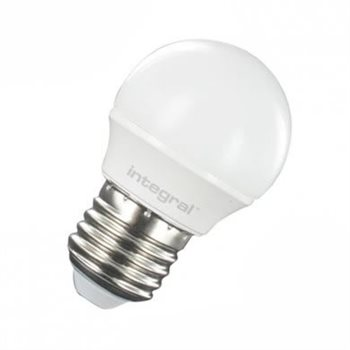 Integral LED Classic P 25 Non Dim 3.5W/27K ES Opal 64-50-34