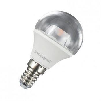 Integral LED Classic P 25 Non Dim 3.8W/27K SES Clear 74-08-54
