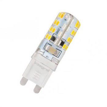 Integral G9 10 Non Dim 2.5W/4000K Clear Standard 95-30-94
