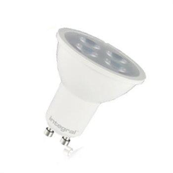 Integral LED Par 16 50 36Deg Dim 5.5W/4K GU10 Standard 64-44-91