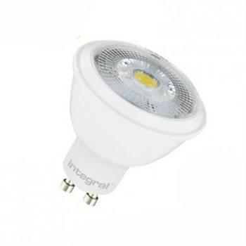 Integral LED Par 16 50 36Deg Dim 6.8W / 4K GU10 COB 67-87-27