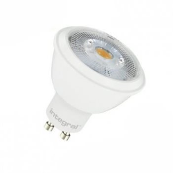 Integral LED Par 16 50 36Deg Dim 6.8W/27K GU10 COB 74-87-30