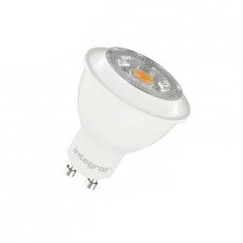Integral LED Par 16 50 36Deg Dim 7.5W / 27K GU10 COB 62-11-96