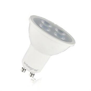 Integral LED Par 16 50 36Deg Non Dim 5W/4K GU10 Standard 26-37-51