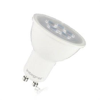 Integral LED Par 16 50 36Deg Non Dim 6.5W/4K GU10 Standard 73-55-65