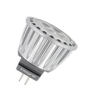 Integral LED MR11 20 30Deg Non Dim 3.7W 27K 14-39-29