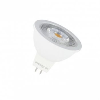 Integral LED MR16 35 36Deg 6.8 W/827 GU5.3 12V Non Dim COB 18-24-79