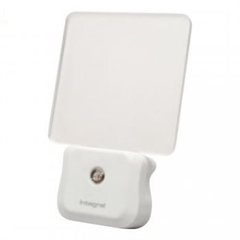 Integral LED Night Light - Auto-sensor for UK ILNL-CL-UK-2