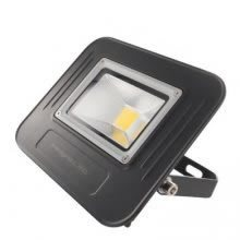 Integral LED Super-Slim Floodlight  100W 4000K IP67 Non Dim 29-73-58  - Click to view a larger image