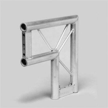Metalworx Ladder Truss 2 Way Junction Horizontal SST252H