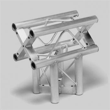 Metalworx Square Truss 3 Way Junction ST-System ST253