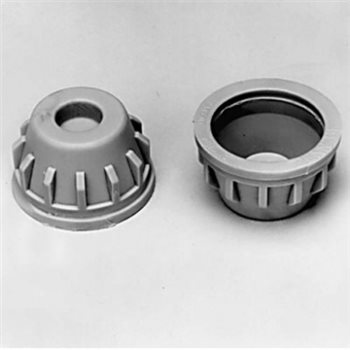 Metalworx Plastic End Cup for Trussing T25EC