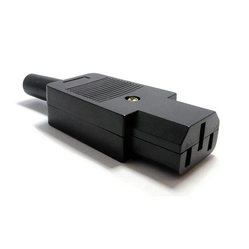 Penn Elcom IEC In-Line Shrouded Socket 10 Amp Easy Connection ARTNR-794
