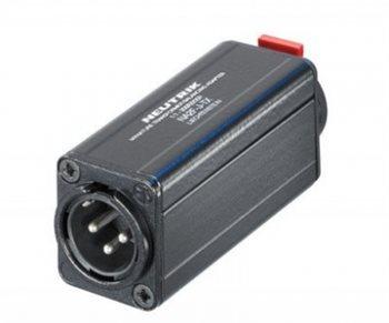 Neutrik DI Impedance Matching MX/Jack 1:1 NA2M-J-TX