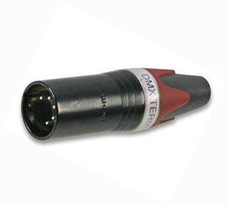 Neutrik DMX Terminator 5 Pin Male NC5MXX  DMX-TERM-5P-MALE DMX-TERM-5P-MALE
