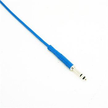 Neutrik Bantam Lead 4.4mm Bantam Plug - 4ft Blue Neutrik REAN Assembly NRA-TT-4FT-BLUE
