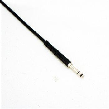 Neutrik Bantam Lead 4.4mm Bantam Plug - Bantam Plug 2ft Black Neutrik NRA-TT-2FT-BLACK