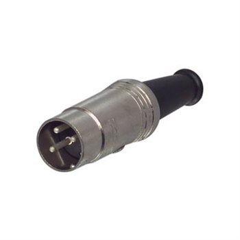 Neutrik Din Plug 3 Pole Cable NYS321