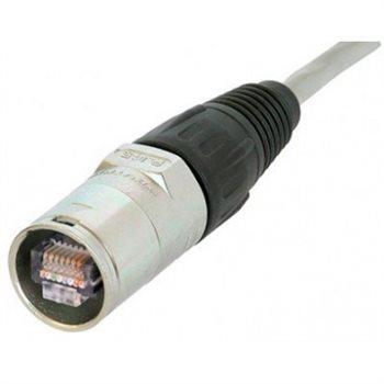 Neutrik EtherCON Cable Housing for RJ-45 NE8MC-1  - Clique para visualizar a imagem ampliada