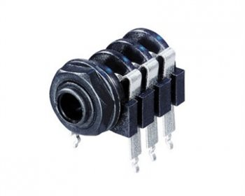 """Neutrik 3 Pole Horizontal 1/4"""" Jack (all contacts switched)  Extra Long Contacts NYS218 NYS218"""