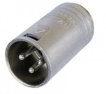 Neutrik MX Insert and Shell + VMX 3 Pin Neutrik NM3MXI