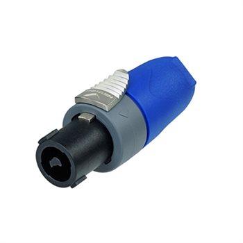 Neutrik Pack of 50 x Disassembled SpeakON 2 Pole Plug Cables NL2FX-D