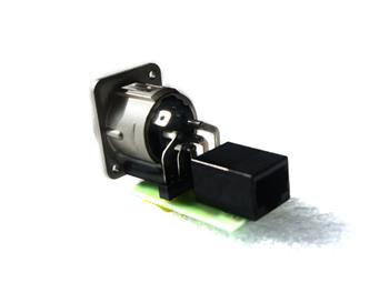 Neutrik XLR 5 Pin Male - RJ45 NC5MDM3-H-PCB-RJ45  - Click to view a larger image
