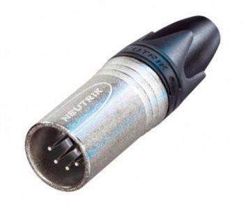 Neutrik XLR 5 Pin Male Cable Disassembled NC5MXX-D/ETCHED