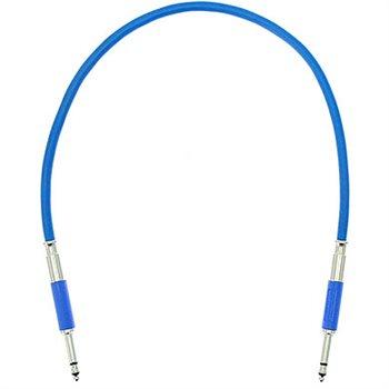Neutrik Neutrik Patch Cable With NP3TT-1 Plugs 30cm Blue NKTT-03BU