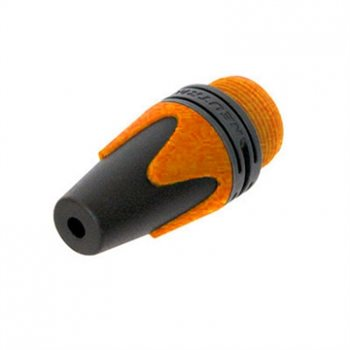 Neutrik Coloured Boot Orange for FXX/MXX BXX-3-Orange