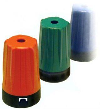 Neutrik Coloured Boot Orange for Rear Twist BNC BST-BNC-3 BST-BNC-3