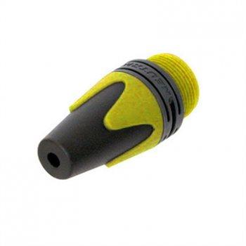 Neutrik Coloured Boot Yellow for FXX/MXX BXX-4-Yellow