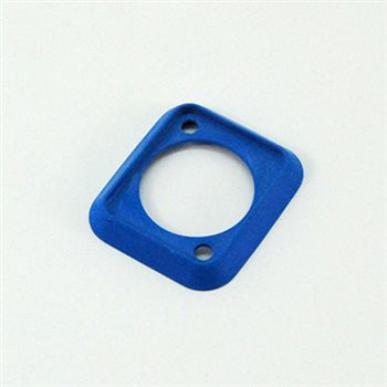 Neutrik D Size Sealing Gasket  Blue Dust and Water Resistant SCDP-6