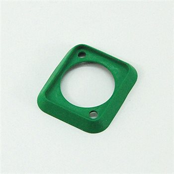 Neutrik D Size Sealing Gasket  Green Dust and Water Resistant SCDP-5