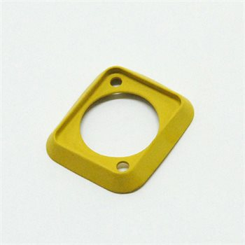 Neutrik D Size Sealing Gasket Yellow Dust and Water Resistant