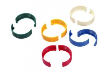 Neutrik White Coding Ring SPX Series LCR-9