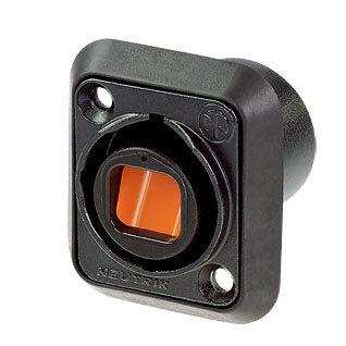 Neutrik 12 Channel OpticalCON MTP Connetor NO12FDW-A