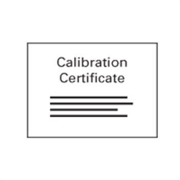 NTI Calibration Certificate for NTI test Equipment Test-Certificate