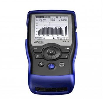 NTI XL2 Handheld Audio and Acoustic Analyzer NTI XL2