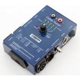 Penn Elcom Cable Tester for checking short and open circuit connections CABLE-TEST
