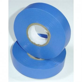 Nu-Pax Electrical Insulation Tape PVC Blue 19mm x 33M BS3924 PVC-33M-E/tape-Bl
