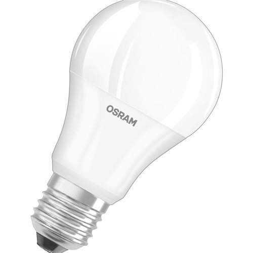 Osram LED Classic A Frosted 60 9W/827 E27 Dim Parathom 4052899299221  - Click to view a larger image