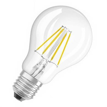 Osram LED Parathom RF Classic A 40 4W/827 E27 Non Dim FIL 4052899941717  - Click to view a larger image