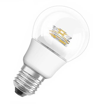 Osram LED SUPERSTAR CLASSIC A 40 ADV 6 W/827 E27 CL DIM 4052899149243  - Click to view a larger image