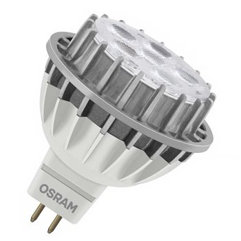 Osram Parathom  LED MR16 50 36Deg ADV 8.2 W/840 GU5.3 12V Dimmable 4052899943780  - Click to view a larger image