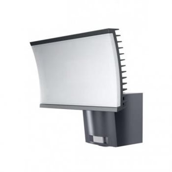 Osram Noxlite LED HP Adjustable Floodlight 23W Grey 4052899905603
