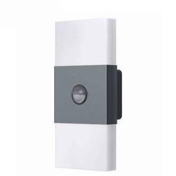 Osram NOXLITE LED Wall Double + Sensor Grey 2 x 6W Osram 4008321960986