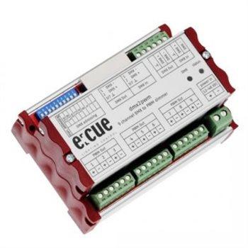 Osram 9 channel DMX to PWM converter DIN-rail Traxon 4006584812240