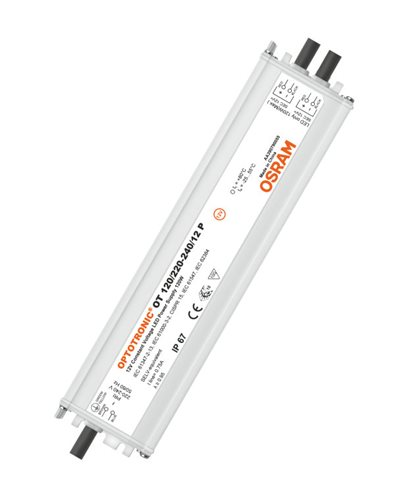 Osram Led Driver Ot 120/220-240/12 P 12v 120w 4008321790835  - Click to view a larger image